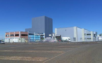 Enmacosa se encarga del seguimiento de ejecución de la torre de secado de suero y fabricación de leche en polvo de Dairylac en Melide