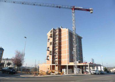 Edificio en Lugo. Unidad de actuación Sur 2