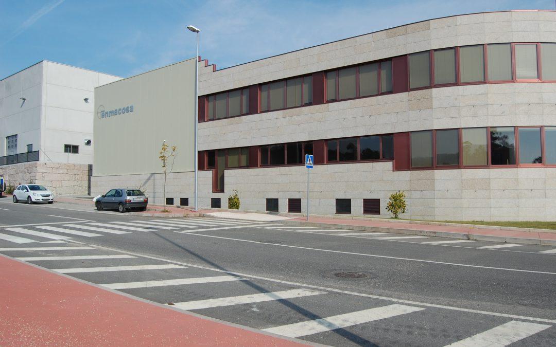Enmacosa Consultoría Técnica adquiere la nave de su sede en Mos