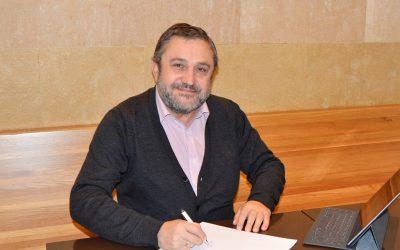 Manuel Miranda, director general de la ECCOM Enmacosa Consultoría Técnica, se estrena en la Comisión de Espectáculos Públicos de Galicia