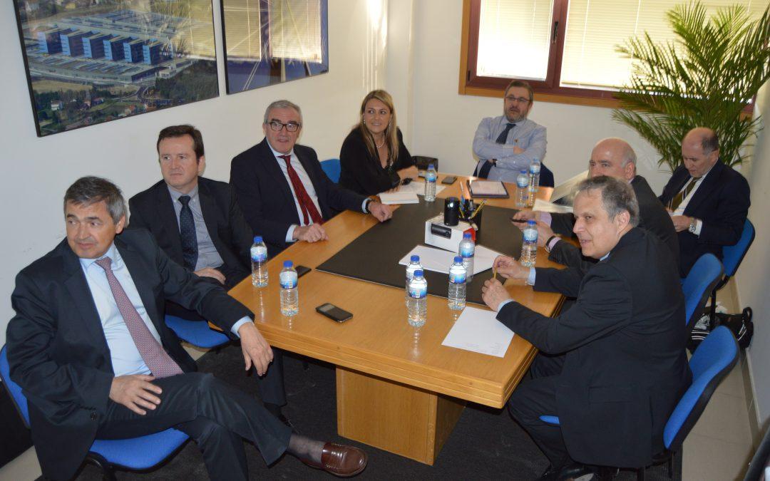 La junta directiva de la Asociación de Empresas de Control de Calidad y Control Técnico Independientes se reúne por primera vez en Enmacosa