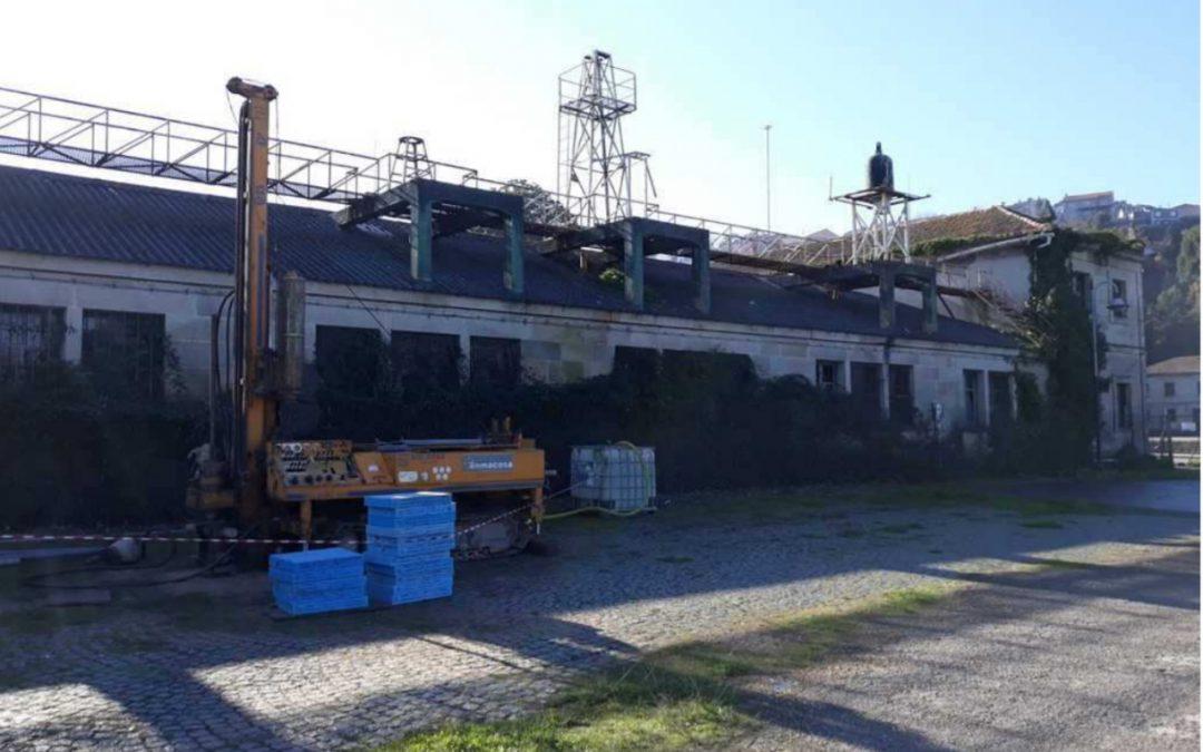Estudio geotécnico para el nuevo Centro de Investigaciones Marinas del CSIC en Vigo