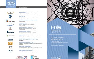 Campaña de sensibilización en seguridad industrial en Galicia