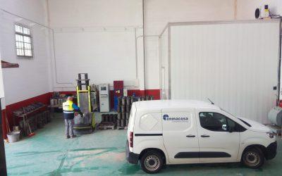Enmacosa refuerza su posición en Galicia con sus laboratorios de Ourense y A Coruña