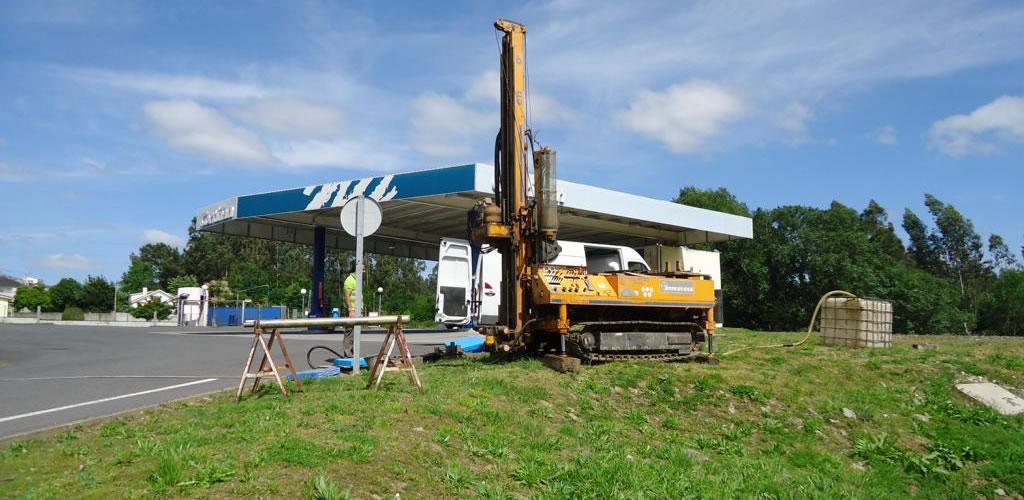 Enmacosa multiplica su actividad medioambiental con la inspección de aguas subterráneas y suelos en gasolineras
