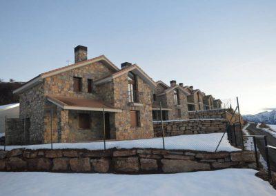 Bordas en el Pirineo de Huesca