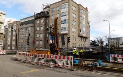 Estudio geotécnico de Enmacosa para el túnel que conectará el centro de Vigo con la autopista