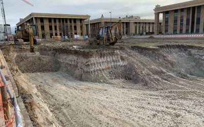Enmacosa actúa como OCT en una nueva promoción de viviendas protegidas del Ayuntamiento de Salamanca