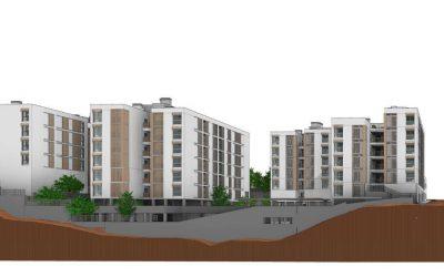 El Mitma adjudica a Enmacosa el control de calidad de 90 viviendas protegidas en Ceuta